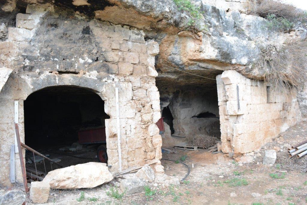chiesa rupestre monopoli lamalunga